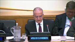 """العراق """"قلق"""" من امتناع اسرائيل عن المصادقة على معاهدة"""