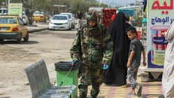 بغداد تعلن اعتقال اكثر من 300 مخالف للحظر وحجز عشرات العجلات