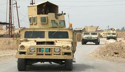 اشتباكات مسلحة بين الجيش العراقي وداعش في ديالى