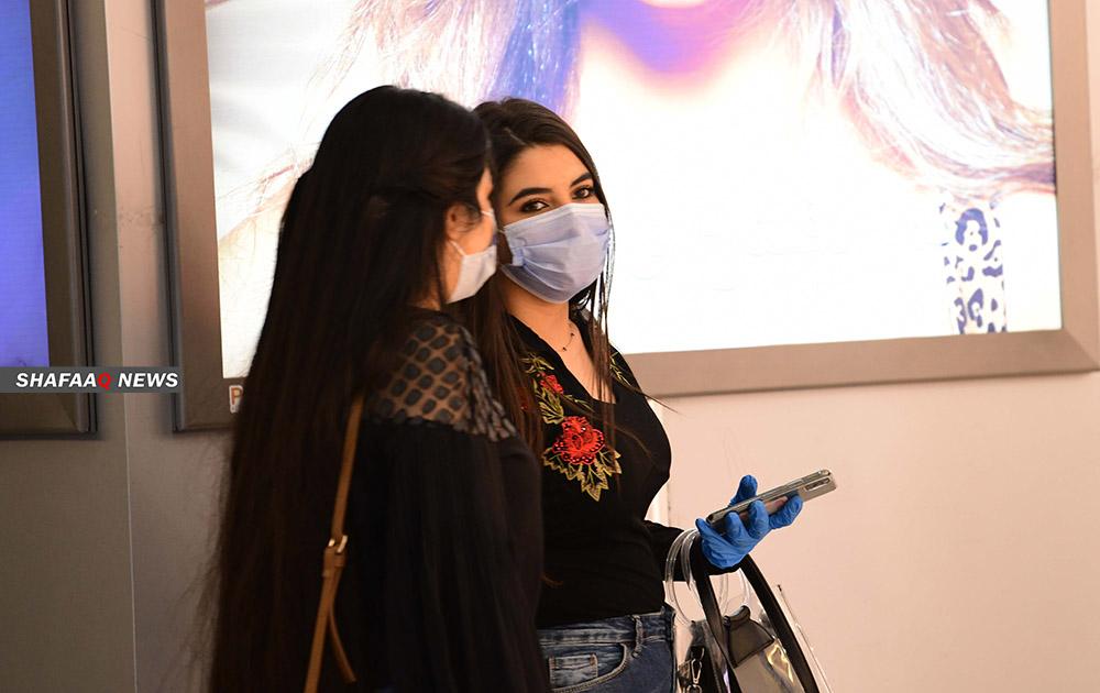 اكثر من ثلاثة الاف إصابة ومثلها شفاء خلال يوم بكورونا العراق