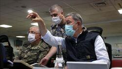 """تركيا تعلن """"نجاح"""" عملية """"مخلب النسر"""" في العراق"""