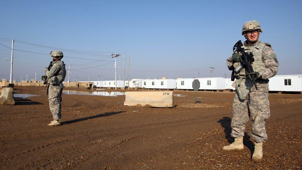 البنتاغون يعلن مقتل اثنين من القوات الامريكية في عملية عسكرية بالعراق