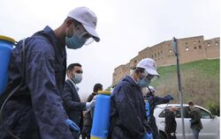 10 إصابات بكورونا في كوردستان خلال 24 ساعة