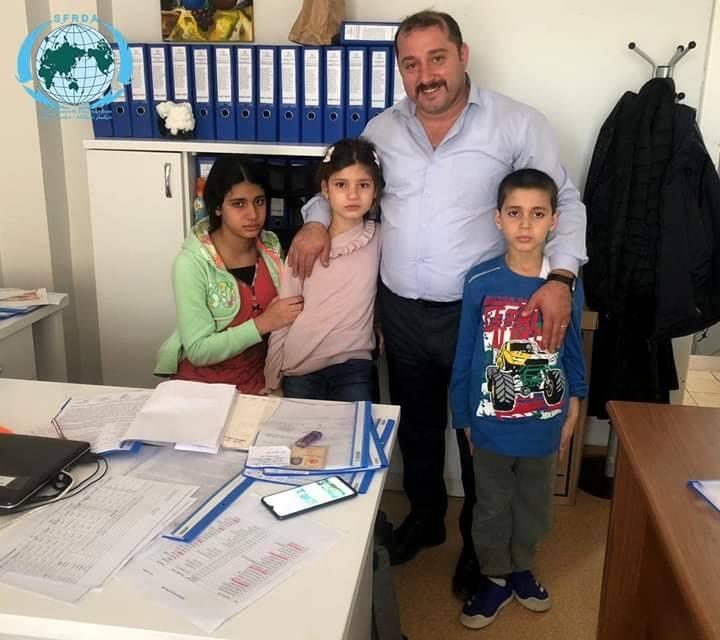 بعد اختفائهم لشهر .. العثور على 3 اطفال عراقيين في تركيا وعودة المئات للبلاد