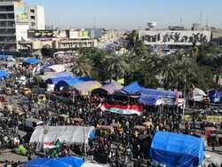 مفوضية حقوق الانسان تعلن ارتفاع حصيلة الضحايا بين صفوف المحتجين بالعراق