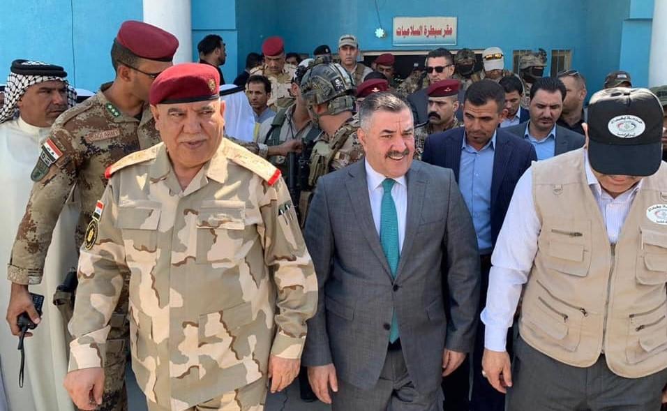 اول تعليق من نعيم السهيل المرشح لرئاسة الحكومة العراقية