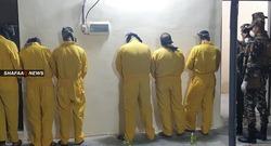 القبض على عصابة مخدرات بينهم امرأة شرقي بغداد