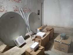 العراق يحبط محاولة تهريب اجهزة ارسال واتصالات الى سوريا