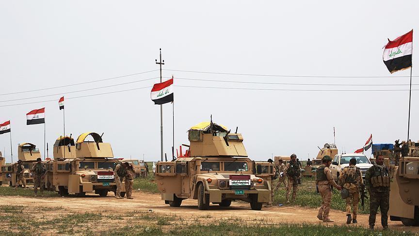 Iraqi air shelling cause ISIS casualties near Kirkuk