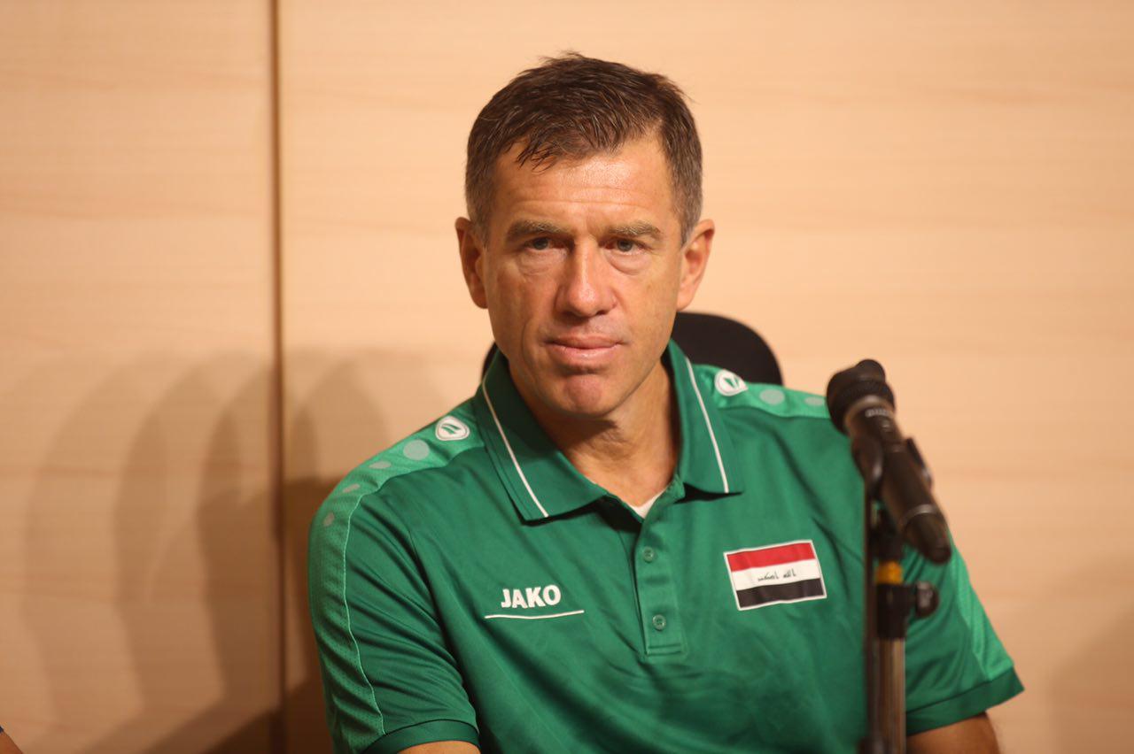 اتحاد القدم العراقي يسمي مساعداً لكاتانيتش
