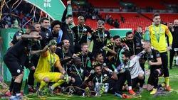 نجم سيتي يفوز بجائزة الأفضل في الدوري الإنجليزي