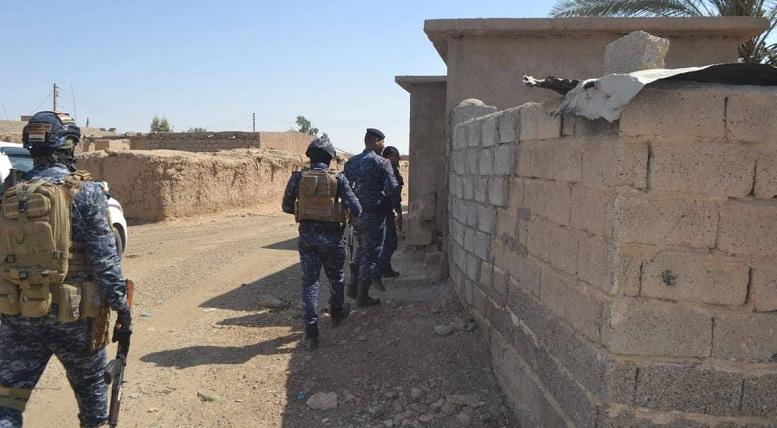"""بعد قتلهم ضابطا ومنتسبا في البصرة .. """"الطباخ"""" وعصابته بقبضة الأمن"""