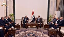 المالكي يحث لتعاون عراقي ايراني مع الجوار لاستقرار الشرق الاوسط