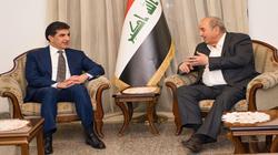 نيجيرفان بارزاني لعلاوي: كوردستان تدعم أي تعديل يصب في مصلحة العراقيين