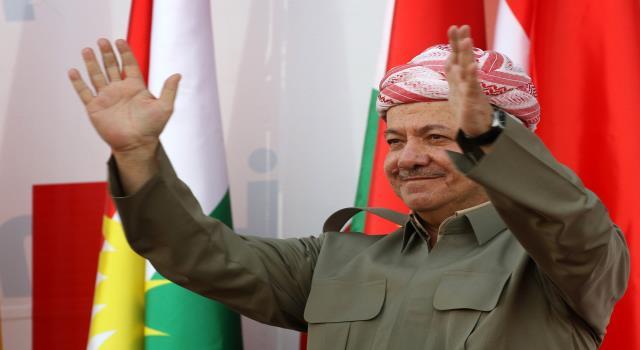 مسعود بارزاني: جميع فئات المجتمع الكوردستاني ناضلت في سبيل هدف نبيل