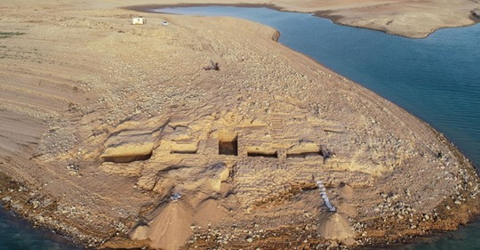 معلومات جديدة عن الامبراطورية المكتشفة حديثا في اقليم كوردستان