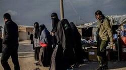 3 فرنسيات من داعش سلمن انفسهن للقوات التركية يقدمون طلباً