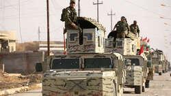 """قوات البيشمركة تصد هجوما """"عنيفا"""" لداعش في متنازع عليها"""