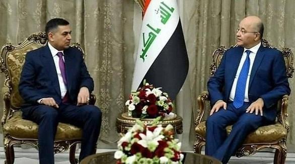 الرئيس العراقي يرفض تكليف اسعد العيداني ويعرض استقالته للنواب