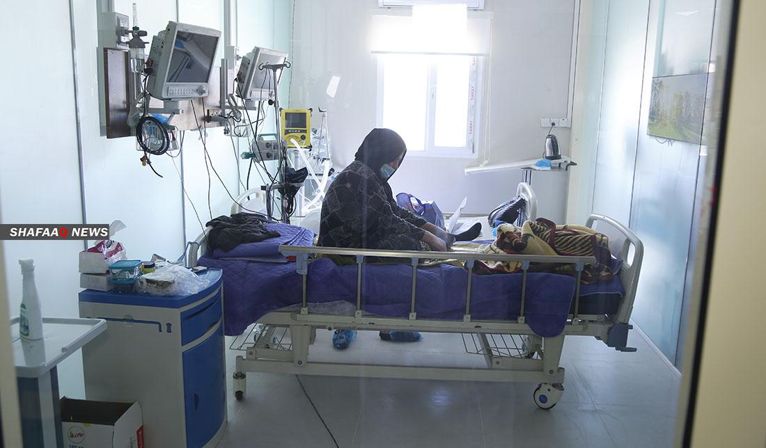 السليمانية تزف خبرا سارا بشفاء عدد من المصابين بفيروس كورونا
