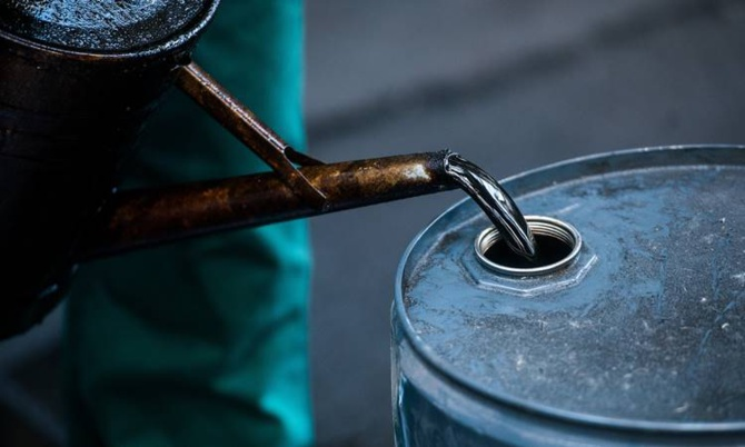 Oil prices shot up after the biggest daily loss in 30 years