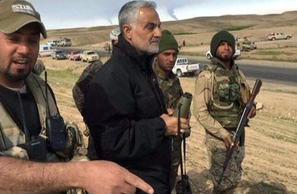 مسؤول كبير في حزب الله: فضل سليماني على العراقيين كبير جدا