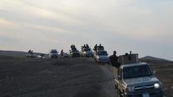 الحشد الشعبي يرسل تعزيزات كبيرة الى محافظة نينوى