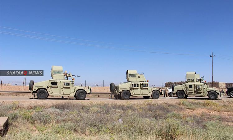 قتل عناصر من داعش بعملية عسكرية مشتركة جنوبي الموصل