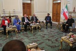 """وفد برلماني عراقي الى ايران لـ""""تقوية العلاقات"""".. وطهران تثمن موقف """"برهم"""""""