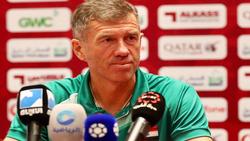 كاتانيتش يكشف للاعبي المنتخب العراقي عن سر