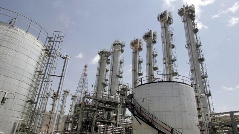 إيران تعلن تشغيل 1044 جهازاً للطرد المركزي المتطور