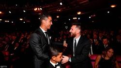 رونالدو ثاني لاعب في التاريخ يسجل أكثر من 100 هدف دولي