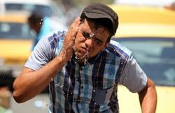 الانواء الجوية ترسل تحذيراً: مناطق تشهد حرارة تفوق الخمسين مئوية