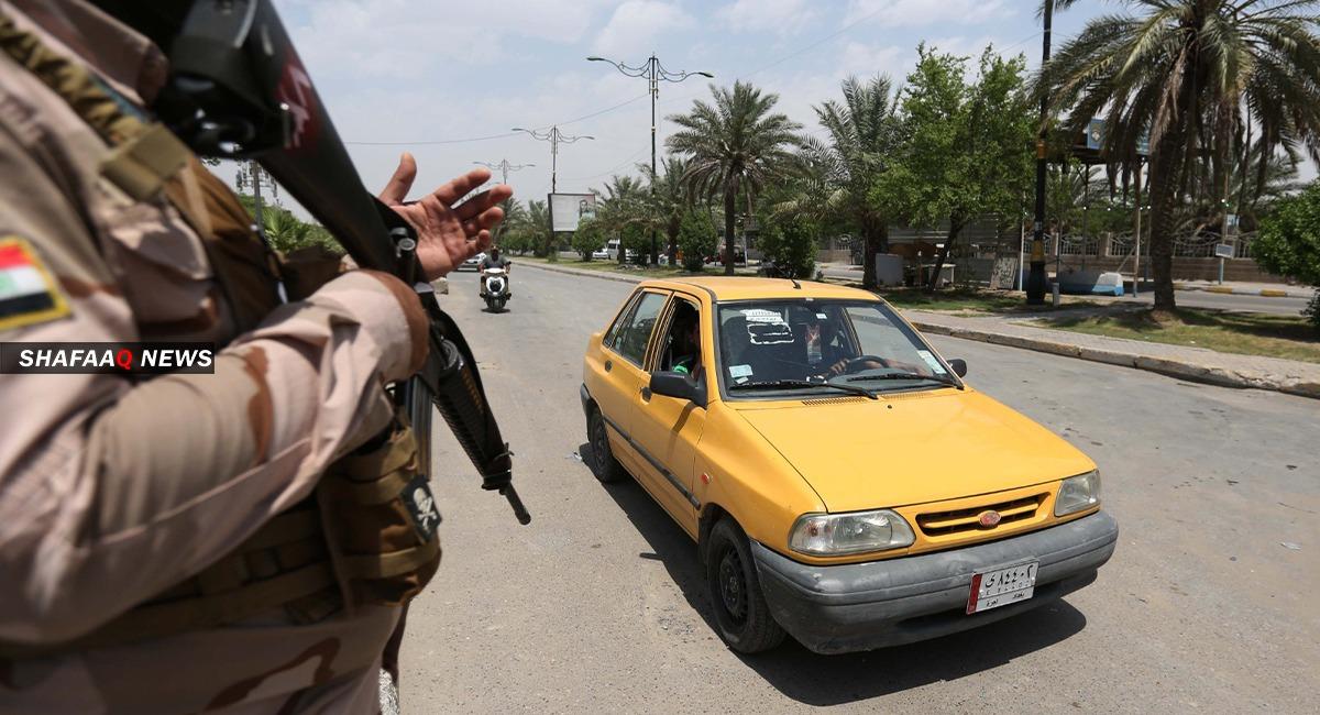 ديالى.. مسلحون يستولون على اسلحة وهواتف عناصر نقطة امنية للحشد الشعبي