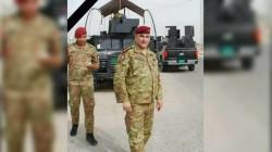 پۆلیس  عراق مردن  ئەفسەر پایەبەرزیگ وەکۆرۆنا راگهینێد