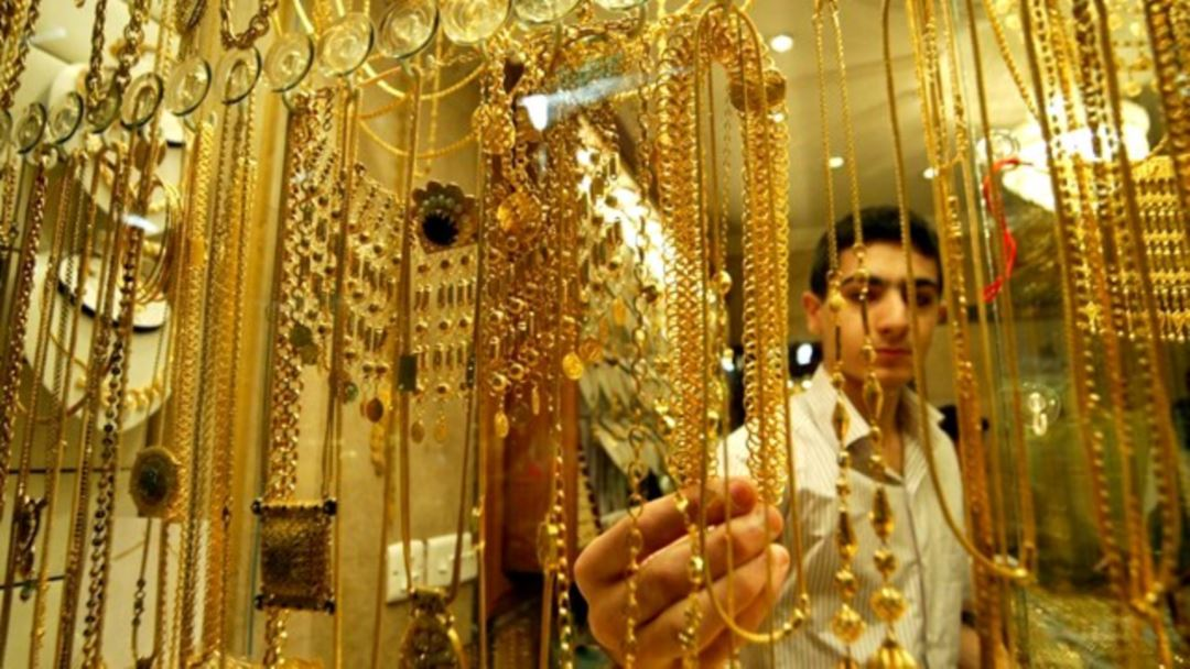 أسعار الذهب في الاسواق العراقية