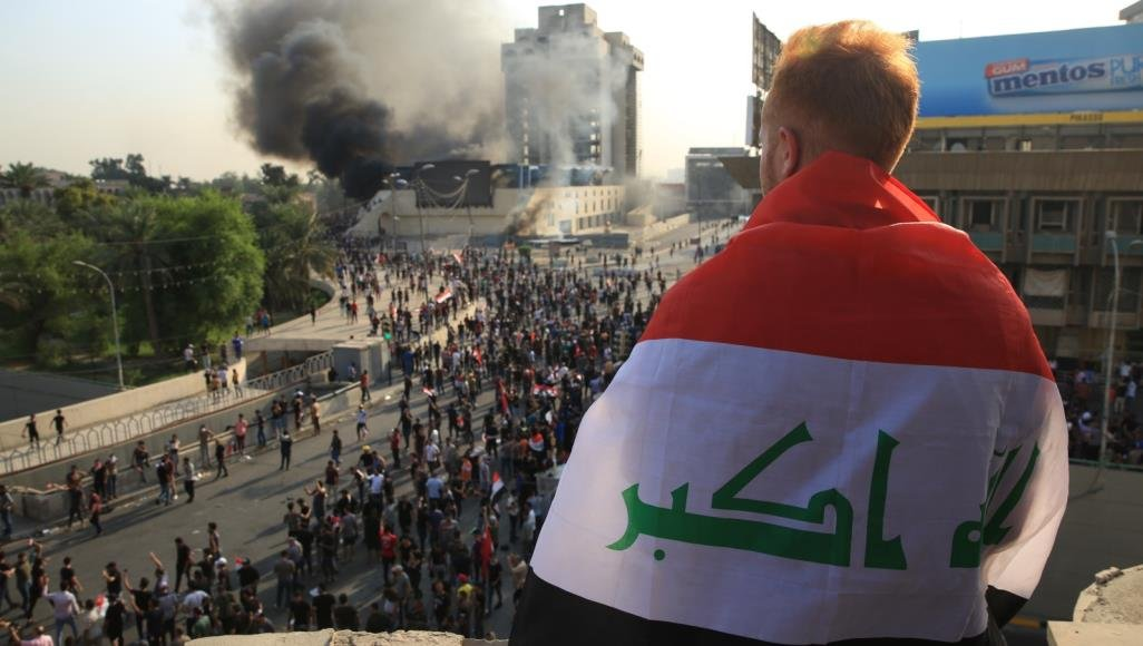 """وثائق .. مفوضية حقوق الانسان تعلن رصدا رسميا بخصوص """"تظاهرات تشرين"""""""
