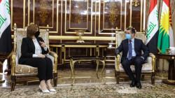 """""""رغم الظرف العصيب"""" .. اقليم كوردستان يتعهد بتوفير الحياة الكريمة للنازحين"""