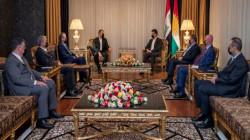 نيجيرفان بارزاني يستضيف اجتماعاً بين الحزب الديمقراطي والاتحاد الوطني