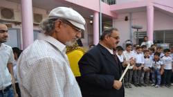 كورونا يخطف الفنان العراقي خلف ضيدان