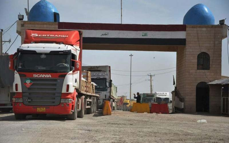 "Iraq loses 90% of border crossing revenues due to ""Corruption"""