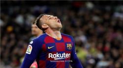 آرثر يتمرد على برشلونة