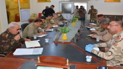 في ديالى.. أول اجتماع أمني بين الجيش والبيشمركة