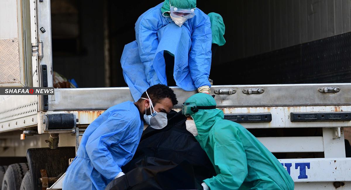 82 وفاة و4597 إصابة جديدة بكورونا في العراق