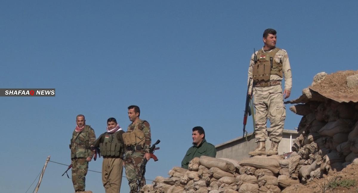 Iraqi army and Peshmerga close ISIS outlets between Diyala and Kurdistan