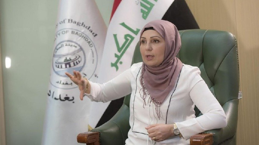 Al-Kadhimi removes the Secretary of the Council of Baghdad from her position
