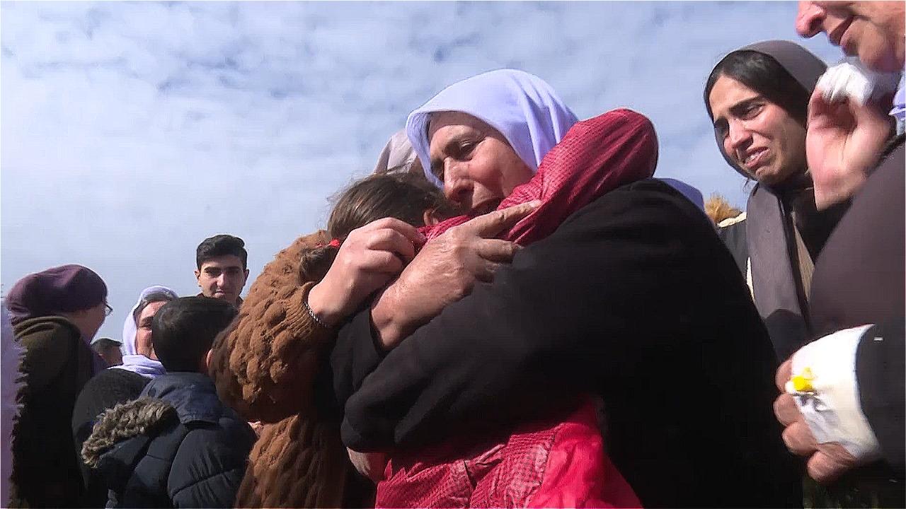 AI:  Yezidi child survivors of ISI facing unprecedented health crisis