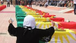 كوردستان تستذكر إبادة ثمانية آلاف من البارزانيين