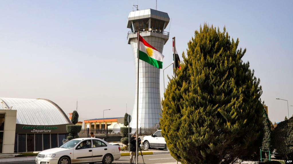 Al-Sulaymaniyah airport requires a COVID-19 PCR test to all travelers