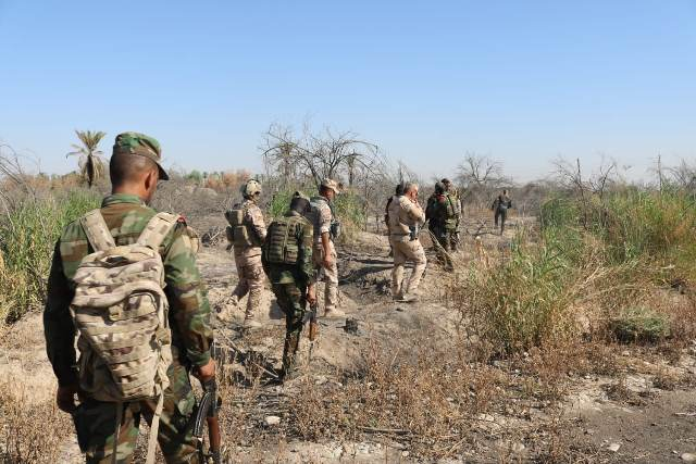 Demands to bring federal security forces to Diyala